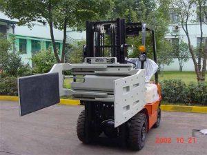 चीन हाइड्रोलिक कुशल फोर्कलिफ्ट ट्रक अनुलग्नक मल्टी पर्पस क्लैंप