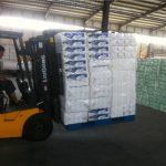 मैकेनिकल औद्योगिक कांटा लिफ्ट अटैचमेंट हाइड्रोलिक लोड स्टेबलाइजर