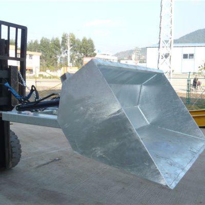बाल्टी के साथ 3 टन फोर्कलिफ्ट, हाइड्रोलिक बाल्टी